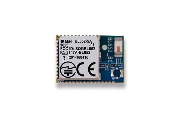 Laird Technologies BLEモジュール BL652   菱洋エレクトロ株式会社